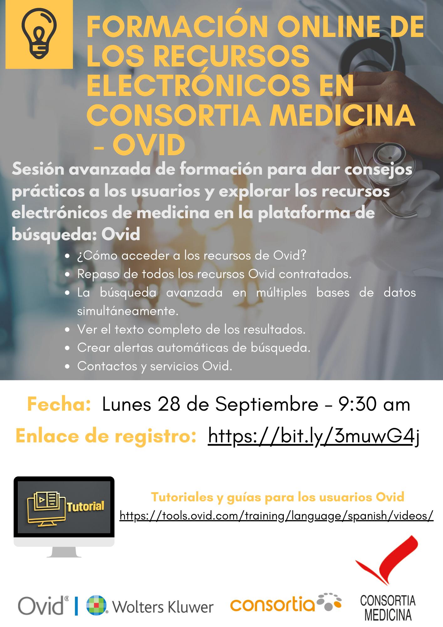 Consortia Medicina – Ovid